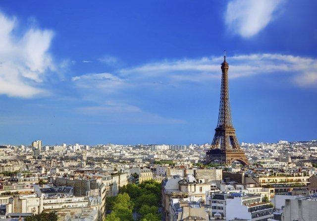 London to Paris Helicopter charter
