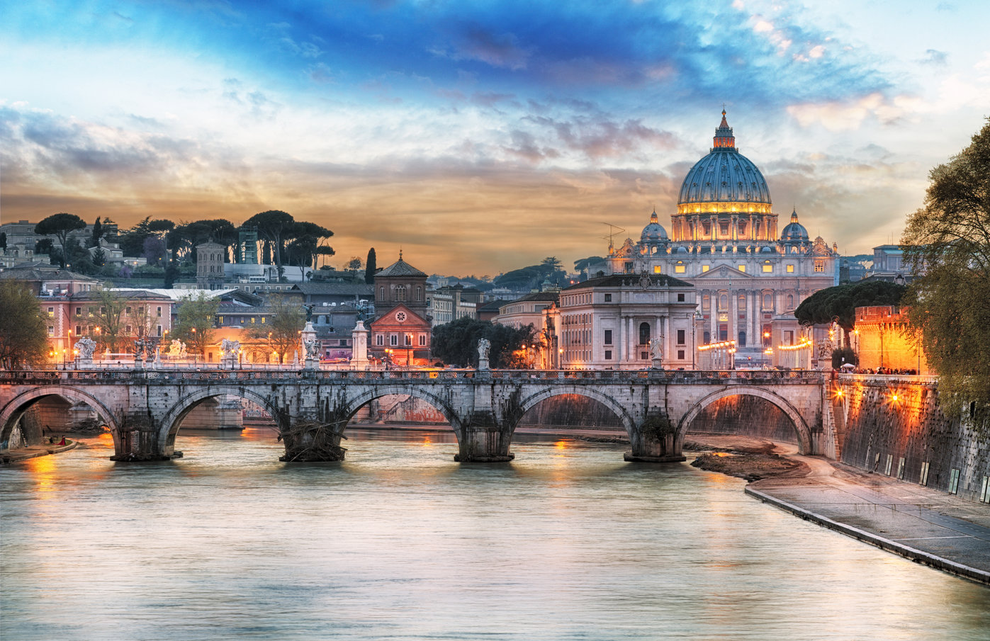 Fly to Rome for one of the best Easter escapes.